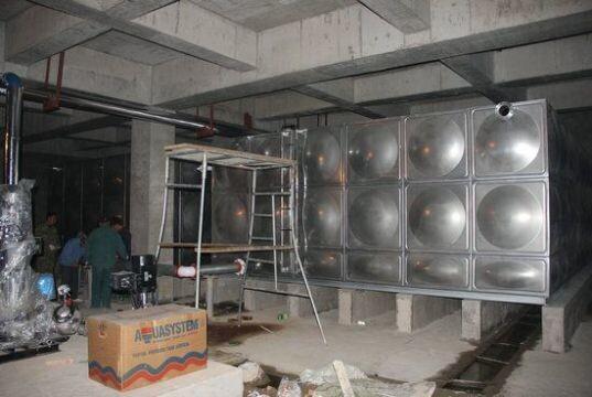 西安不锈钢水箱产品特点